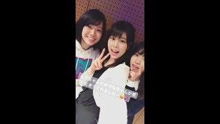 20171125 AKB48 チーム8 岡部麟 小栗有以 小田えりな 倉野尾成美 坂口渚...