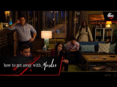 Season 5 Episode 12 Ending - How To Get Away With Murder