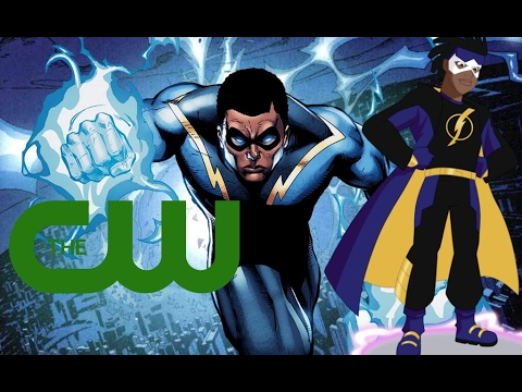 black lightning to the cw static shock youtube