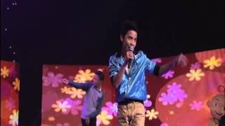 Ceria Popstar 2: Iqbal Bersama Azrul & Zam - Lelaki Seperti Aku (Alif Satar) [16.05.2014]