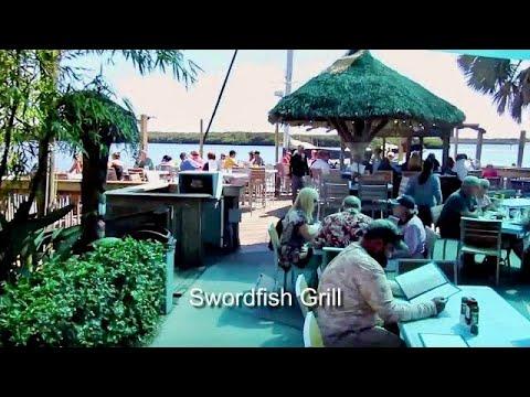 Swordfish Grill and Tiki Bar -  Review - Cortez, FL