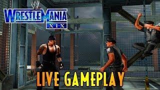 WWE WrestleMania XIX: Revenge Mode (Scott Steiner) - 1