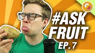 LIGHTNING ROUND, TWITCH MONEY, MARRIAGE, POTATOES...BRO! | #AskFruit Ep. 7 (Reading Your Comments)