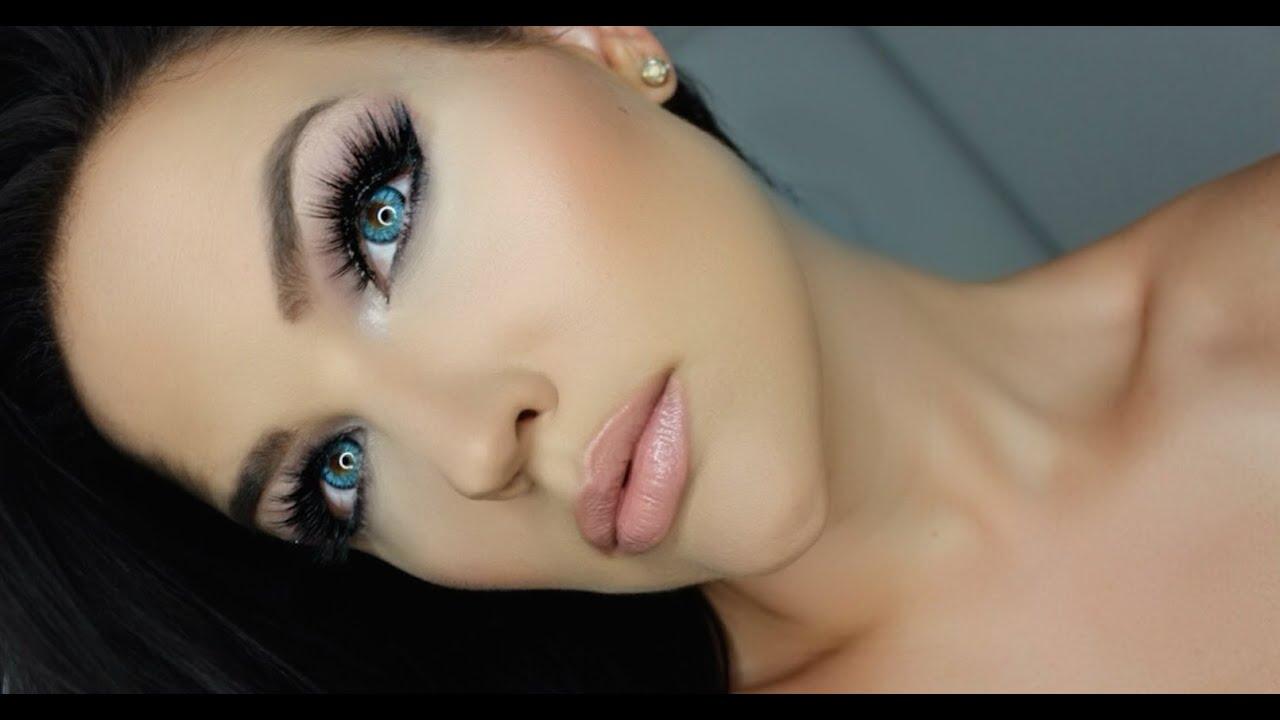 Beautybasics False Lashes Application Removal Care Youtube