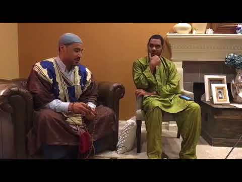 Black Muslims & Islam from West African Eyes - Dr.  Rudolph Bilal Ware and Br.  Dawud Walid