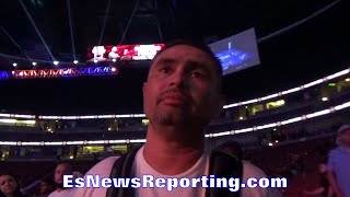 MANNY ROBLES ON TERRELL GAUSHA WIN; FEELS ROBERT GUERRERO WON - EsNews Boxing