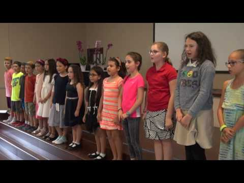 CHABAD NAPLES HEBREW SCHOOL END OF YEAR CELEBRATION 5/24/17 R4