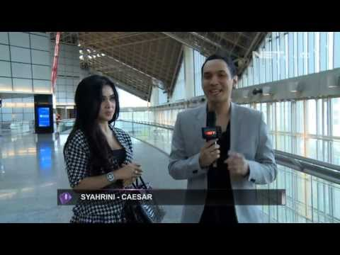 Entertainment News - Interview Caesar Gunawan bersama Syahrini