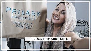 SPRING PRIMARK HAUL | Copper Garden