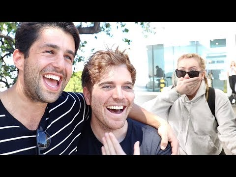 SURPRISING MY SISTER WITH JOSH PECK!