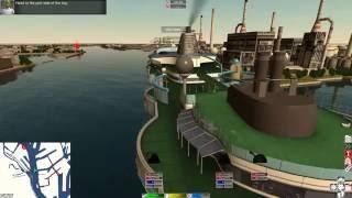European Ship Simulator - Cruiser Ship Gameplay HD