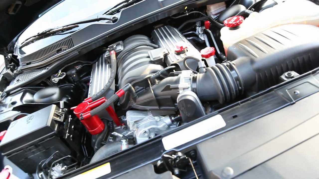 392 Srt8 Dodge Challenger Billet Tech Under Hood Catch Can