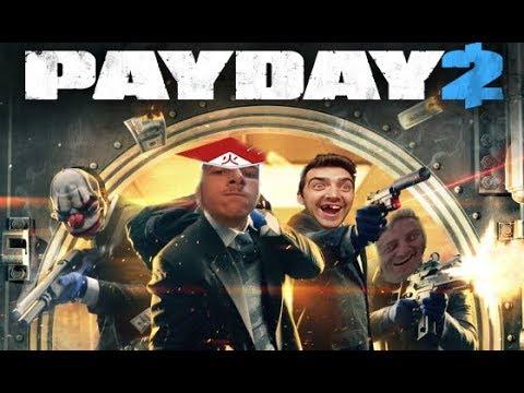 Pay Day 2 #6 Assalto a Galeria de Arte