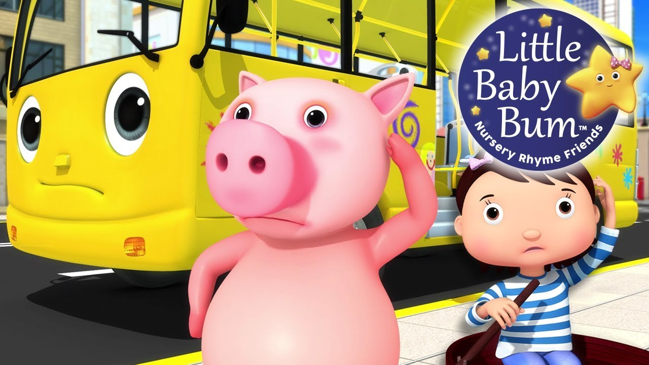 Learn with Little Baby Bum | Nursery Rhymes Gone Wrong ...