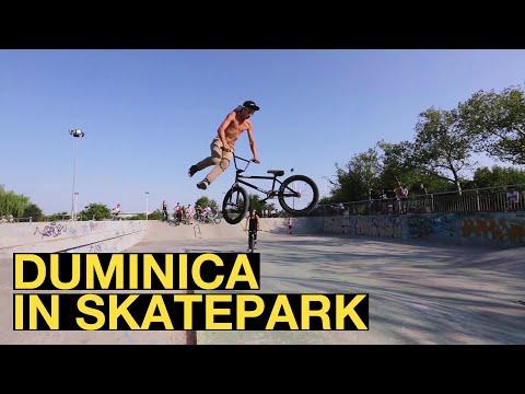 Duminica in Skatepark Tineretului