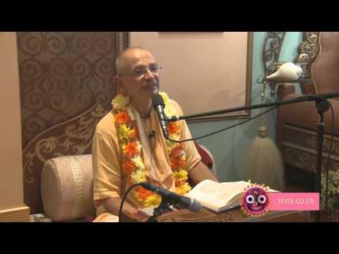 Шримад Бхагаватам 1.8.40 - Бхакти Вигьяна Госвами