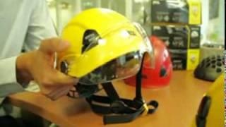 Horolezecká prilba PETZL Vertex Vent  video  video ... e6db552375d