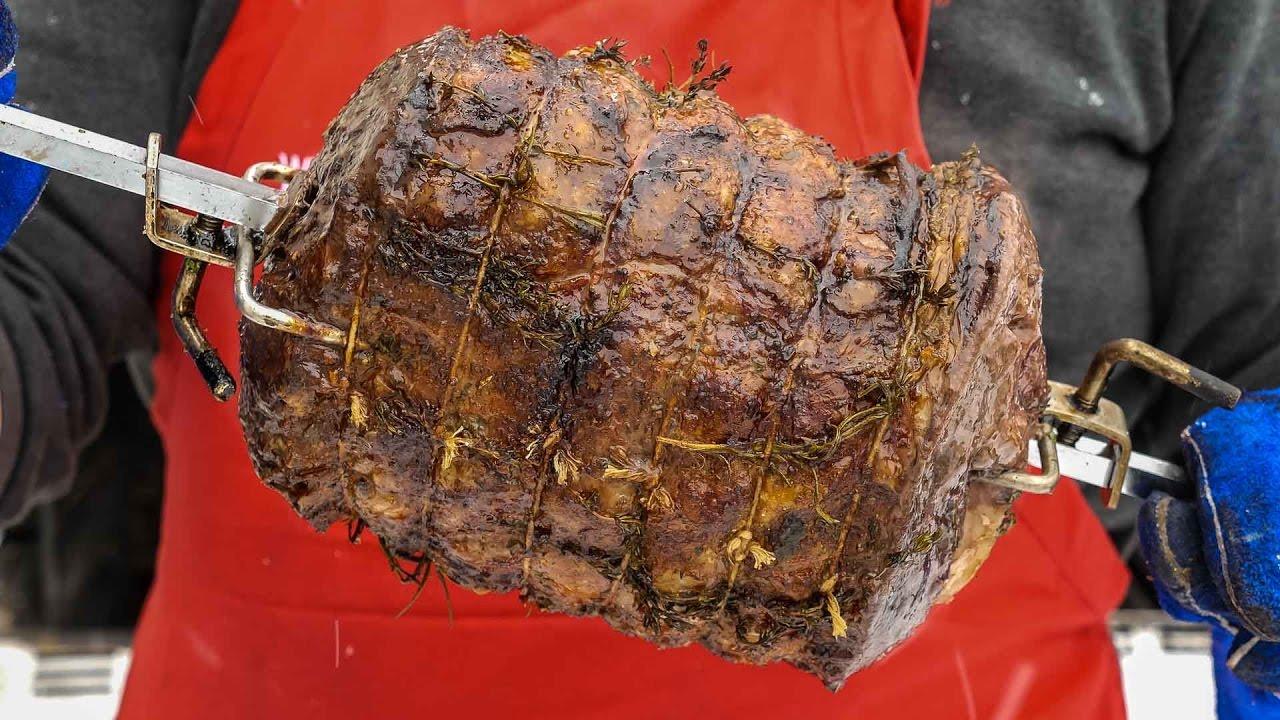 How To Rotisserie A Ribeye Roast Youtube,Chinchilla Toys