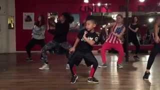 TIME FOR LOVE - CHRIS BROWN | Aidan Prince | 8 yrs old | Choreographer: Dres Reid