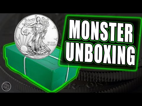 MONSTER Unboxing a