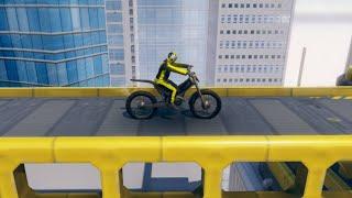 Motocross Trials // Gameplay