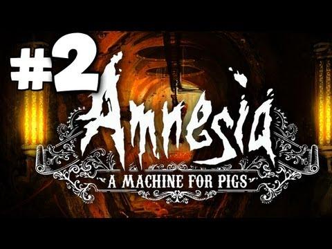 DARE TO WATCH?  Amnesia: A Machine for Pigs Gameplay Walkthrough Playthrough  Part 2