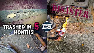 Deep Cleaning a Girl's DIRTY SUV...AGAIN | Insane DISASTER Detail Transformation!