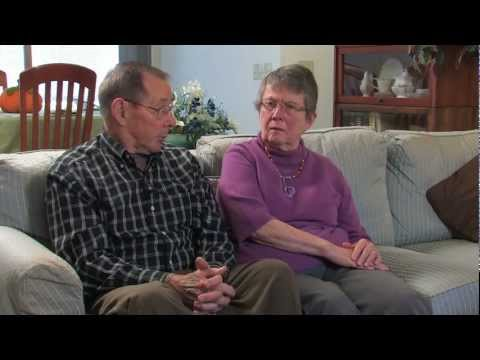 Abernethy Laurels - Peggy & Ray Hollis Discuss the...