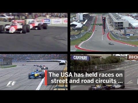 F1 In Las Vegas | US Grand Prix