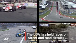 F1 In Las Vegas | US Grand Prix
