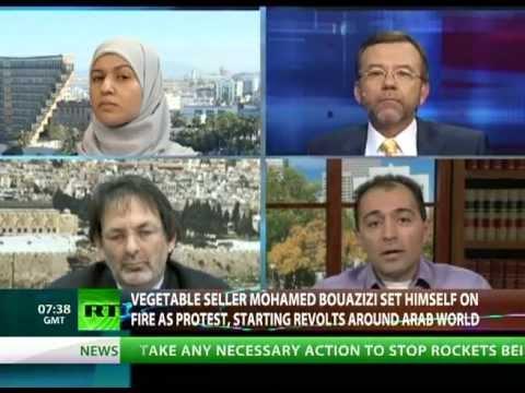 CrossTalk: Arab Start