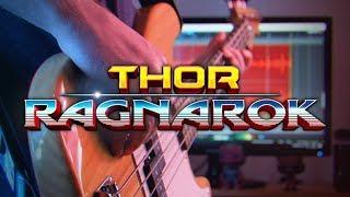 Thor: Ragnarok Theme on Guitar