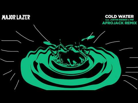Major Lazer - Cold Water (feat. Justin Bieber & MØ) (Afrojack Remix) (Official Audio)