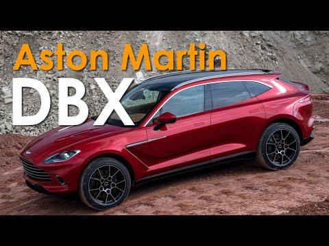 Aston Martin DBX   SUV de lujo   Primer vistazo con información oficial