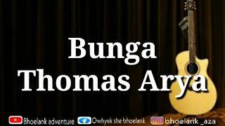 Bunga Thomas Arya Akustik