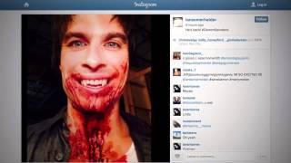 «Дневники вампира»   первое фото из шестого сезона
