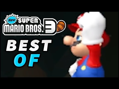 New Super Mario Bros. 3+! (Best Of Gaming SullyPwnz)