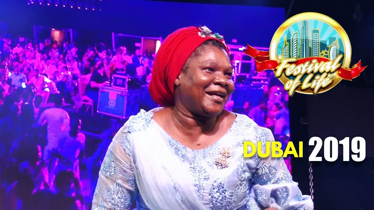 BUKOLA BEKES Powerful Praise @ RCCG Dubai FESTIVAL OF LIFE 2019