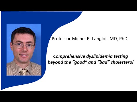 "Comprehensive dyslipidemia testing beyond the ""good"" and ""bad"" cholesterol"