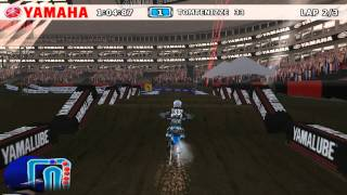 Yamaha Supercross 1080p