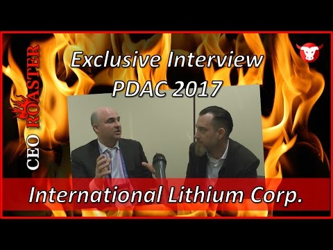 International Lithium Corp.: Exclusive Interview with Kirill Klip #PDAC2017 (ILC.V)