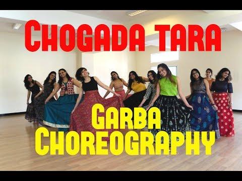 Chogada Tara | Garba Choreography Dance Jam | Loveyatri | Riya | Toshi