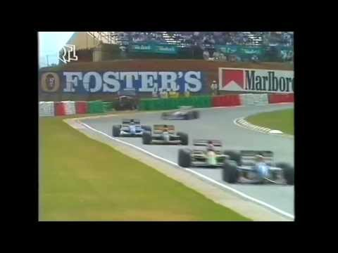 Formula 1 1992 Round 01 South Africa/Kyalami Race (RTL German)