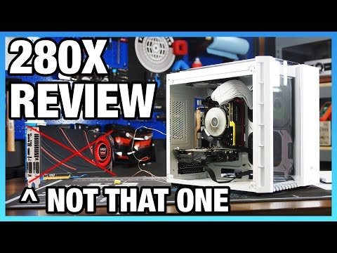 Corsair 280X Micro-ATX Case Review (ft. Mini-ITX Parts)