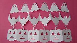 как сделать летучих мышей на хэллоуин