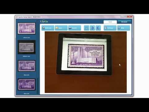 Postage Stamp Identification Software