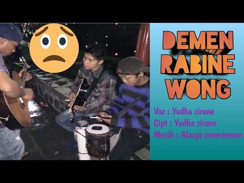 Cover Lagu DEMEN RABINE WONG