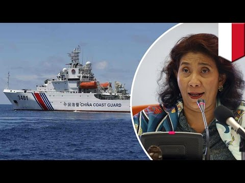 South China sea dispute: Indonesia summons Chinese ambassador over fishing boat incident - TomoNews