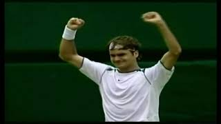 GOOSEBUMPS 2005 ESPN intro predicting Federer to be GOAT