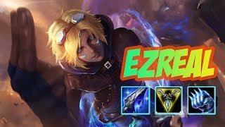 Ezreal montage 22 - ADC Ezreal 2k19 - Troll Or Afk